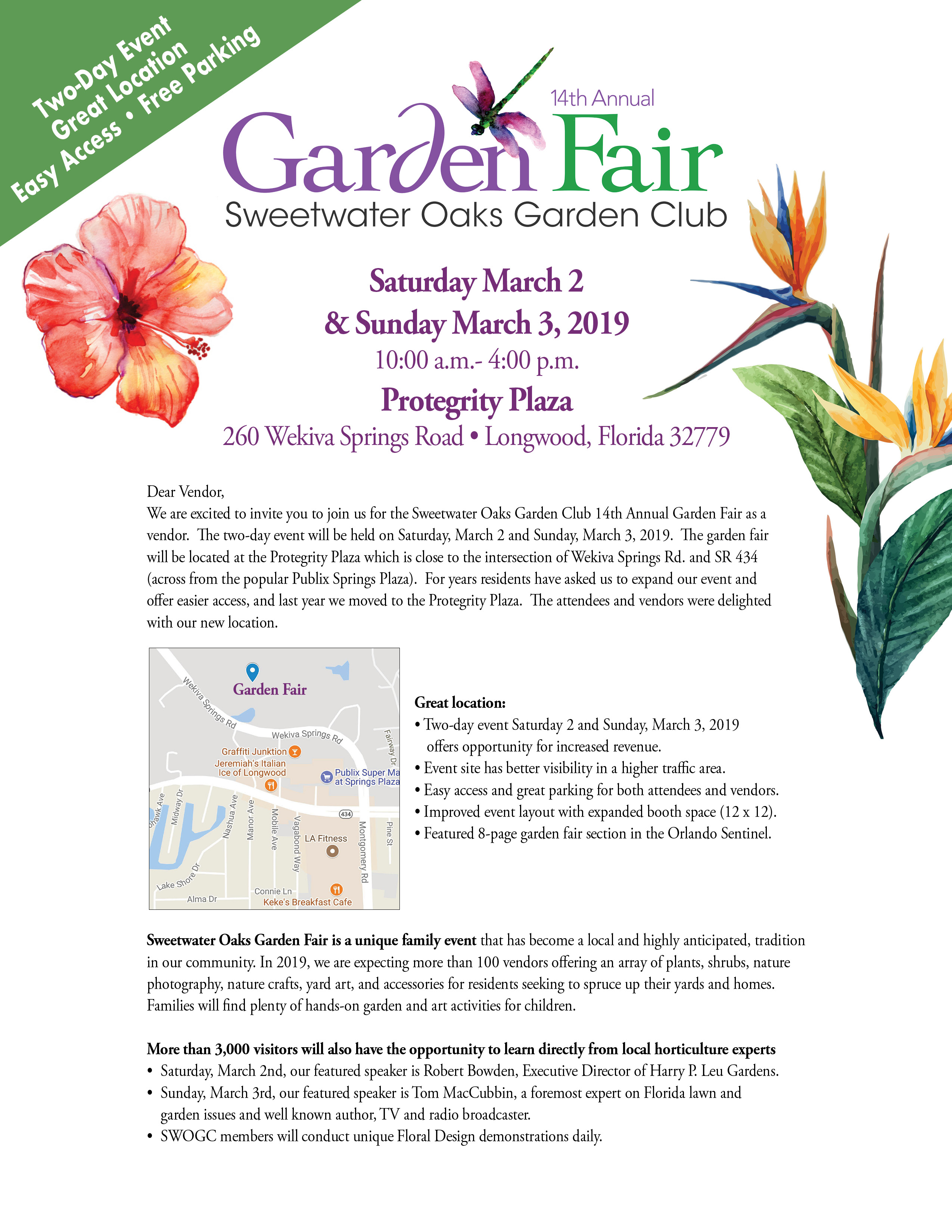 Garden_Fair_Flyer_Friends and Individual donors